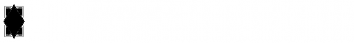 Moissanite Monogram (10000 Impressions) Font OTHER CHARS
