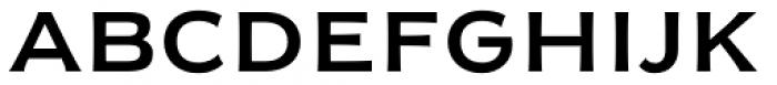 Moister Regular Font LOWERCASE
