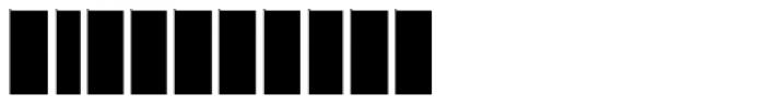 Moja B Font OTHER CHARS