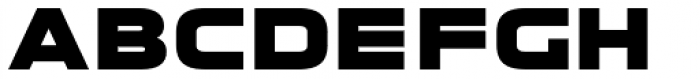 Moki Mono Font UPPERCASE