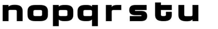 Moki Mono Font LOWERCASE