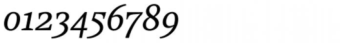 Mokka Italic Font OTHER CHARS