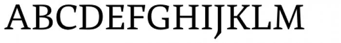 Mokka Regular Font UPPERCASE