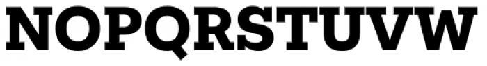 Mokoko Extra Bold Font UPPERCASE