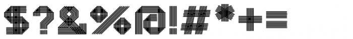 Moku26 Birch Font OTHER CHARS