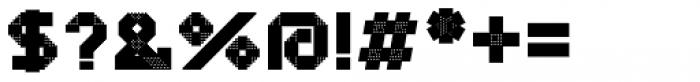 Moku26 Oak Font OTHER CHARS