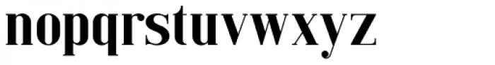 Mol Font LOWERCASE