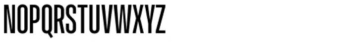 Molde Compressed Bold Font UPPERCASE