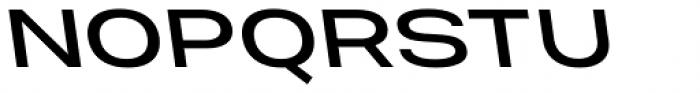 Molde Expanded Medium Reverse Font UPPERCASE
