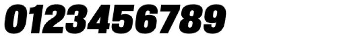 Molde Semi Condensed Heavy Italic Font OTHER CHARS