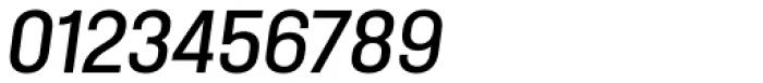 Molde Semi Condensed Medium Italic Font OTHER CHARS