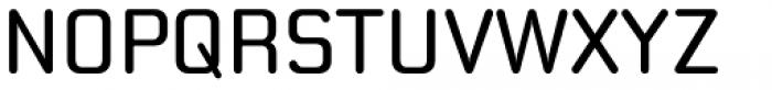 Moldr Regular Font UPPERCASE