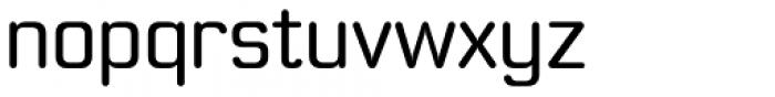 Moldr Regular Font LOWERCASE