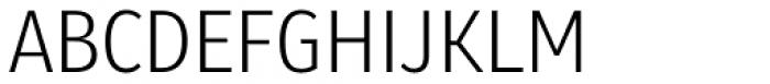 Molecula Light Font UPPERCASE