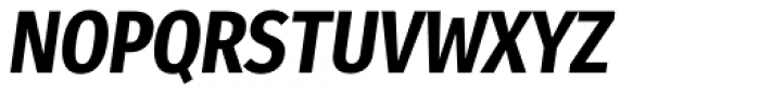 Molecula Ultra Bold Italic Font UPPERCASE