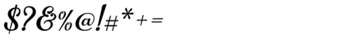 Moliani Regular Font OTHER CHARS