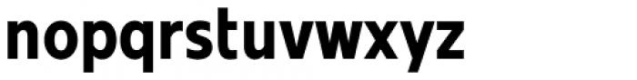 Mollen Bold Narrow Font LOWERCASE