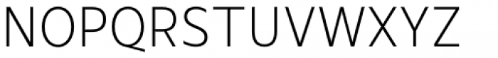 Mollen Light Narrow Font UPPERCASE