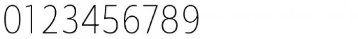 Mollen Thin Condensed Font OTHER CHARS