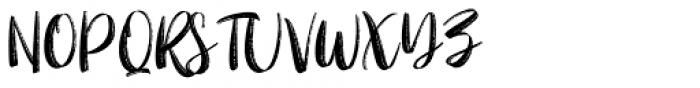 Molliquam Regular Font UPPERCASE