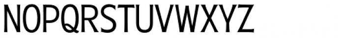 Molly Sans XC Light Font UPPERCASE