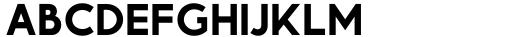 Momcake Pro Bold Font UPPERCASE