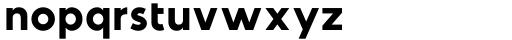 Momcake Pro Bold Font LOWERCASE