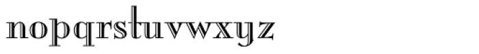 Mona Lisa Recut Font LOWERCASE