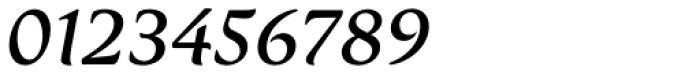 Monarcha Italic Font OTHER CHARS