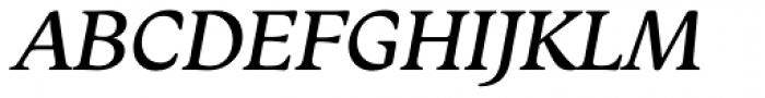 Monarcha Italic Font UPPERCASE