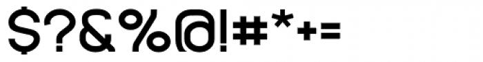 Monark Regular Font OTHER CHARS