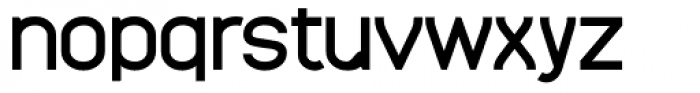 Monark Regular Font LOWERCASE