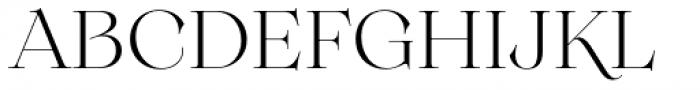Monckeberg Alt Light Font UPPERCASE