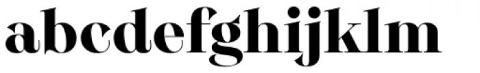 Monckeberg Bold Font LOWERCASE