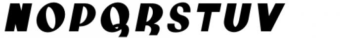 Monde Libre Oblique 11º Font UPPERCASE