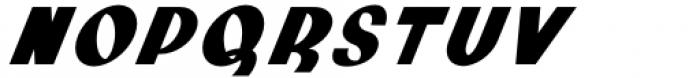 Monde Libre Oblique 22º Font UPPERCASE