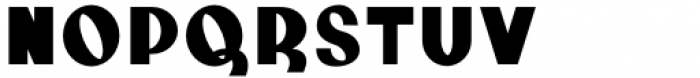 Monde Libre Regular Font UPPERCASE