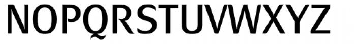 Mondial Plus Normal Font UPPERCASE