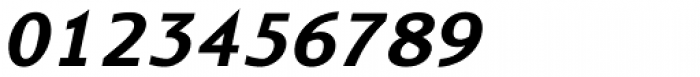Monem Bold Italic Font OTHER CHARS
