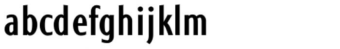 Monem Normal Condensed Font LOWERCASE