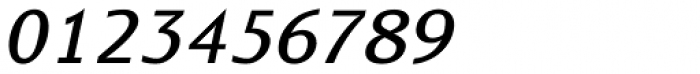 Monem Roman Italic Font OTHER CHARS