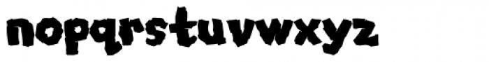 Mongo Font LOWERCASE