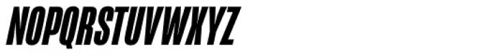 Mongoose Bold Italic Font UPPERCASE
