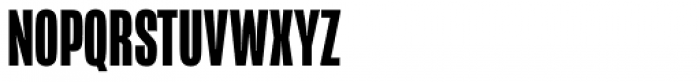 Mongoose Bold Font UPPERCASE