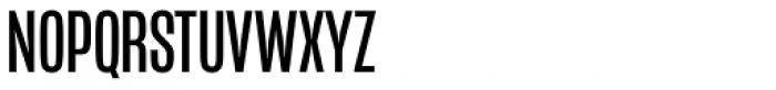 Mongoose Regular Font UPPERCASE
