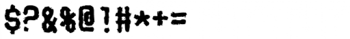 Mono Iltra Font OTHER CHARS