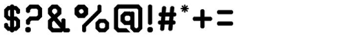 Mono RGO Pro Medium Font OTHER CHARS