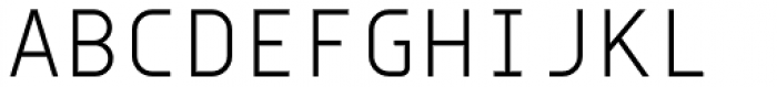 Monocle Regular Font LOWERCASE
