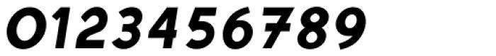Monod Brun Oblique Font OTHER CHARS