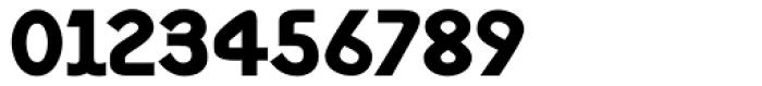 Monolith Sans Black Font OTHER CHARS